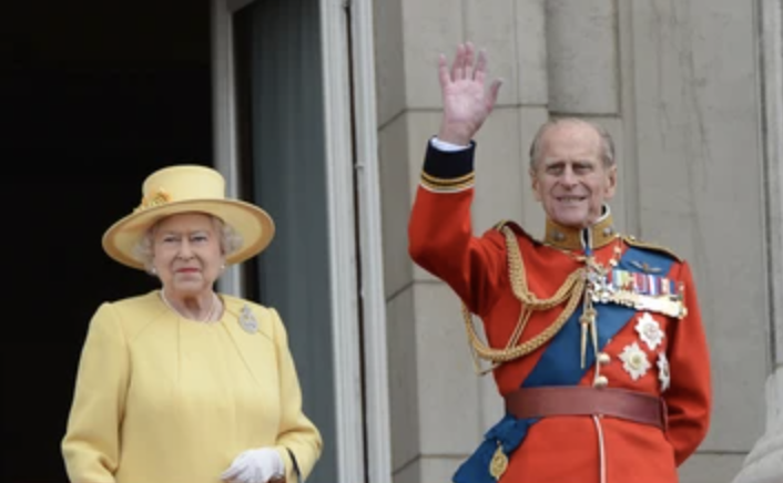 DEATH OF HIS ROYAL HIGHNESS PRINCE PHILIP, DUKE OF EDINBURGH